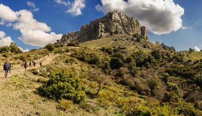 Sardegna, Orgosolo, escursione al Monte Fumai