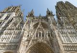 La cathédrale Notre-Dame de l'Assomption de Rouen (Rouen, Seine-Maritime , Normandie) - 174675348