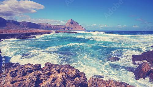 wild romantische Bucht - Sizilien