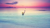 herbstlicher Morgen am Strand - 174689145