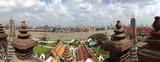 Panoramic view from Bangkok