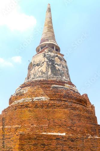 Aluminium Thailand Ancient Ayutthaya Castle