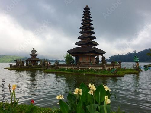 Spoed canvasdoek 2cm dik Bali bali