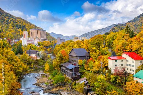 Jozankei, Japan in Autumn © SeanPavonePhoto