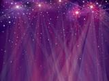 Vector violet,  sparkle background. Christmas background. - 174740182