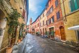 Main street in Buonconvento