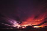 cloudscape twilight sky after sunset - 174786795