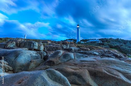 Fotobehang Vuurtoren Point Hicks Lighthouse