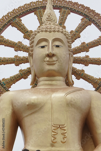 Poster Boeddha Big Buddha Ko Samui