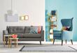 Modern living room and sofa interior. Modern Interior design. - 174817907