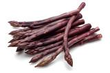 Purple asparagus - 174821936