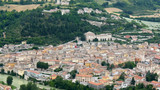 Fossombrone vista panoramica - 174872750