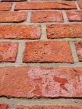 kolorowe ściany z cegły - 174876768