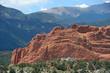 Garen of the Gods Rock Formations