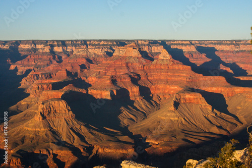 Poster Arizona Grand Canyon Sunset