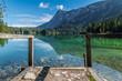 Quadro Lago di tovel, adamello Brenta