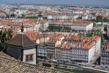 Vue sur Lyon et la place Bellecour - 174955340