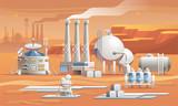 Mars Colonization. - 174959159