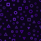 vector seamless pattern - 174959934