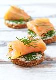 Salmon Snack - 174964750