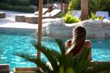 young woman relaxing - 174972190