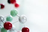 DNA molecule laboratory lab test - 175013987