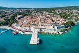 The Old Town of Krk, Croatia - 175014100