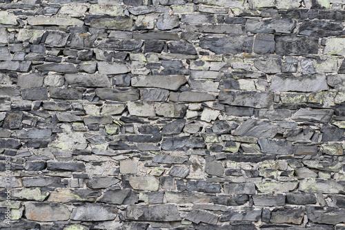 Staande foto Stenen stone wall