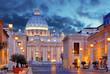 Quadro Vatican, Rome