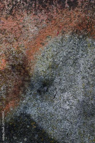 Poster Betonbehang Texture béton grunge