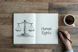 HUMAN RIGHTS CONCEPT - 175048550