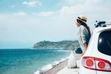 Summer roadtrip to the beach - 175050124