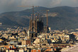 view of Barcelona Spain