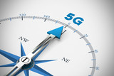 5G Mobilfunk Standard Konzept - 175072790