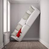 Raum zu klein für Sofa - 175072945