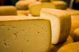Cheese for sale. - 175098761