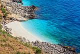 Sea bay in Zingaro Park, Sicily, Italy - 175098784