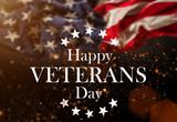 United States Flag. Veterans Day Concept - 175111961
