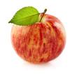 One ripe apple