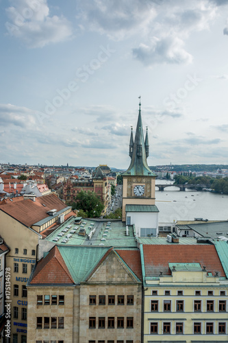 Prague Czech Republic City of a Thousand Spires and Red Roofs