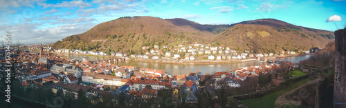 Fototapeta Heidelberg - Germany