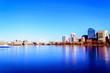 Boston Frozen Reflection