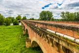 Pont Canal à Moissac, Tarn et Garonne en Occitanie, France - 175165908