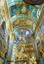 "Постер, картина, фотообои ""Interior of Dormition Cathedral"""