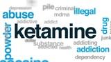 Ketamine animated word cloud, text design animation. - 175172102