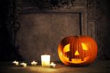 halloween still life - 175177303