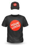 T-shirt et casquette vectoriels 2 - 175180131