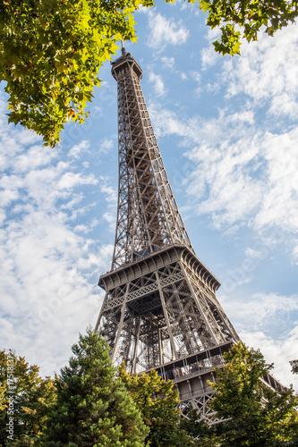 Fotobehang Eiffeltoren Eiffel Tower