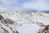 Mountains ski resort Solden Austria - 175183705