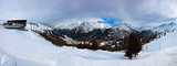 Mountain ski resort Solden Austria - 175183717